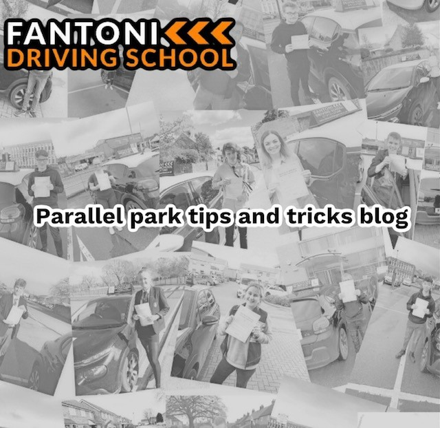 Parallel Park: Tips and Tricks.